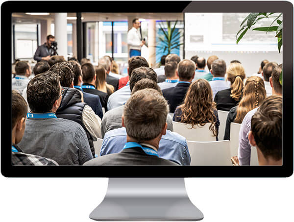 L-mobile Videosbildschirm