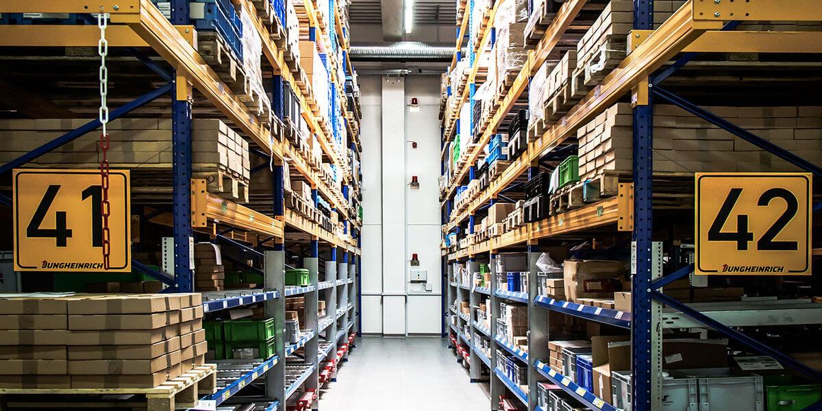 L-mobile Hardware und Warehouse Referenzbericht Dinzl Ordnungstechnik GmbH