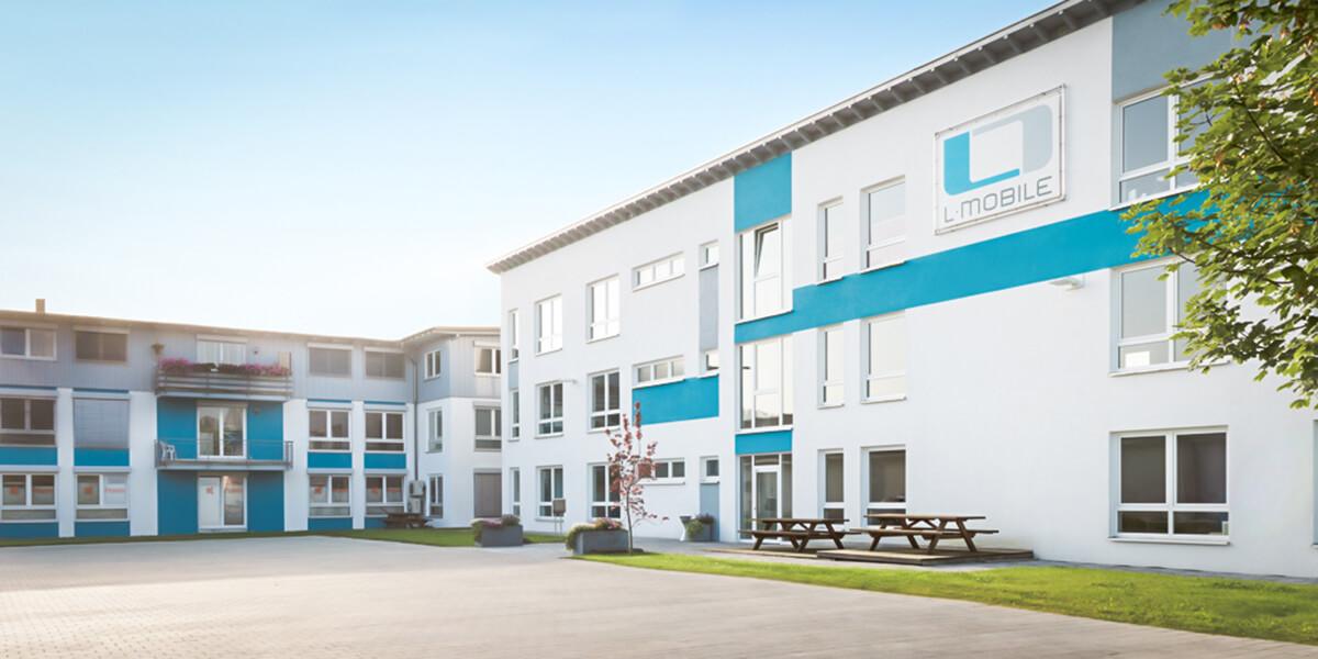 L-mobile mobile Softwarelösungen Hauptsitz Sulzbach an der Murr