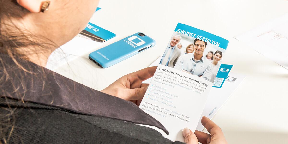 L-mobile mobile Softwarelösungen Karriere