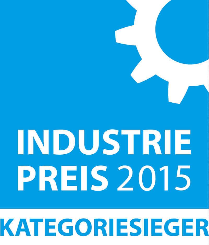 L-mobile Industriepreis 2015 Kategoriesieger IT- & Softwarelösungen