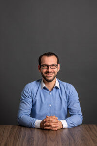 L-mobile Mitarbeiter Christoph Altdörfer Sales Manager