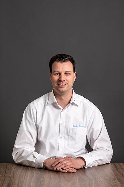 L-mobile Mitarbeiter Daniel Diemer Managing Director