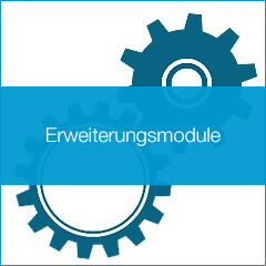 L-mobile Digitalisierte Lagerlogistik warehouse ready for Erweiterungsmodule