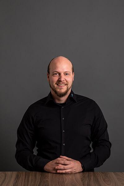 L-mobile Mitarbeiter Oliver Titze Software Engineer
