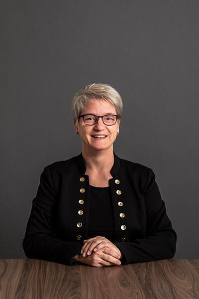 Unsere Mitarbeiterin Sabine Milde