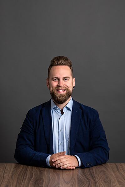 L-mobile Mitarbeiter Sascha Schmidt Junior Project Engineer