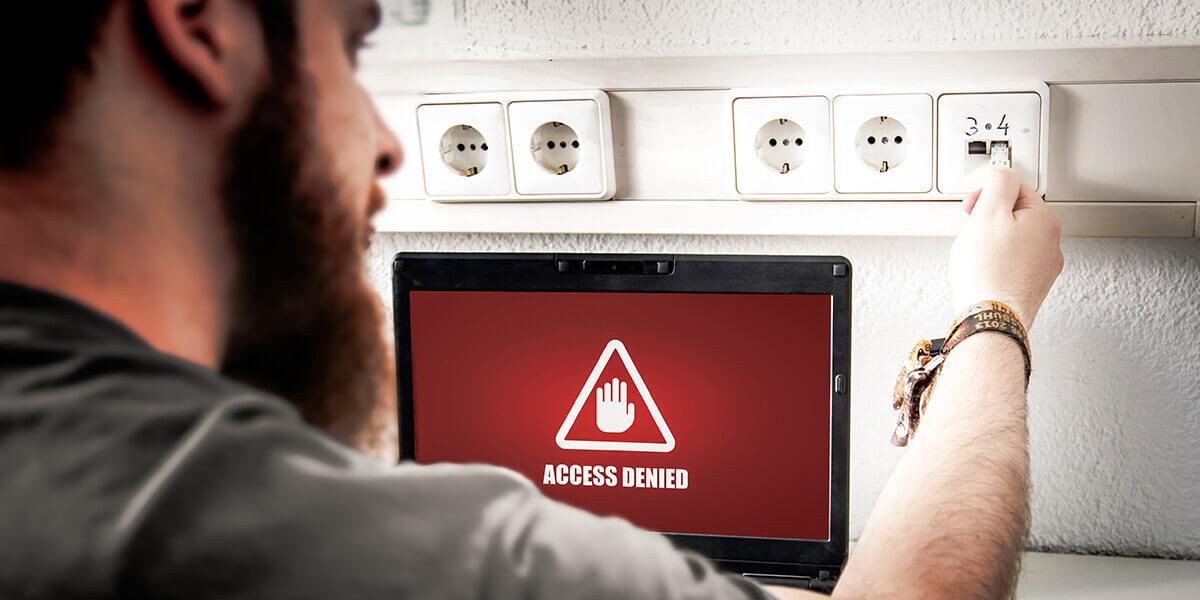 L-mobile Hardware Netzwerk-Sicherheit NAC