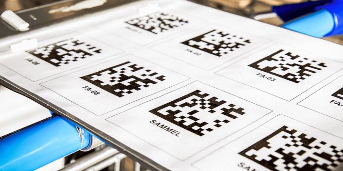 Digitalisierte Lagerlogistik Infothekbeitrag Barcode-Fibel