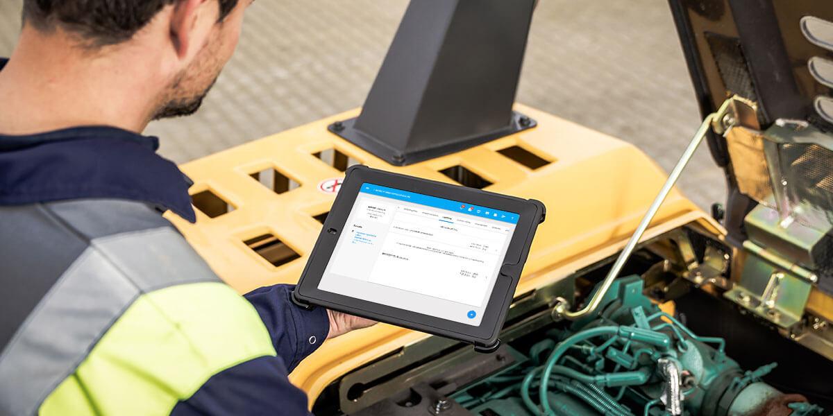 L-mobile Digitales Service Management Funktionen Dynamische Formulare