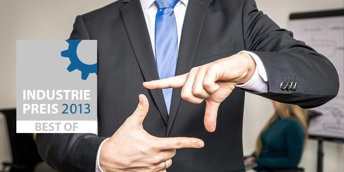 L-mobile Digitale Objektverfolgung Infothekbeitrag Es ist entschieden L-mobile trace cold chain gehört zu den besten Industrie Lösungen 2013 für den Mittelstand Sliderbilder