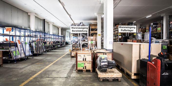 L-mobile Digitalisierte Lagerlogistik Qualitätssicherung in der Lagerlogistik Teil 1 Der Wareneingang 6