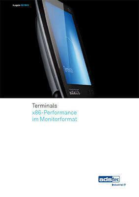 L-mobile mobile Softwarelösungen Flyer ads-tec VMT7000 Serie
