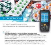 L-mobile mobile Softwarelösung Referenzbericht L-mobile warehouse ready for SAP – Ongropack HUN
