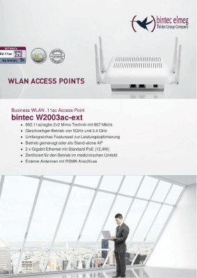 L-mobile mobile Softwarelösungen Flyer W2003ac-ext
