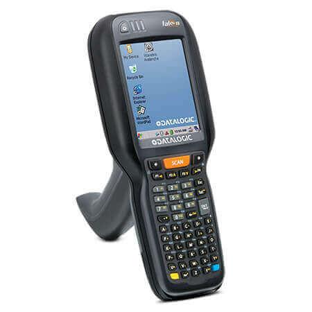 L-mobile B2B Online-Shop Produkt Datalogic FalconX3 mobiles Handgerät
