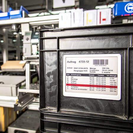 L-mobile B2B Online-Shop Produkt L-mobile e-label 60