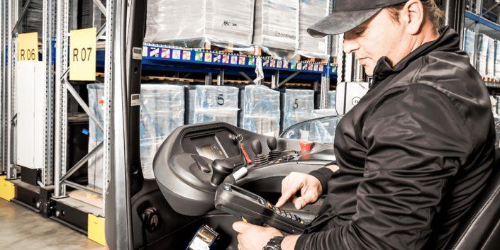 L-mobile digitalizált raktárlogisztika warehouse ready for SAP átkönyvelés alapmodul