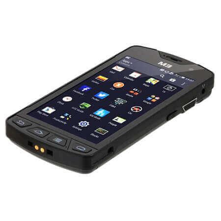 L-mobile B2B Online-Shop Produkt M3 SM10 mobiles Handgerät