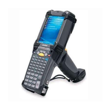 L-mobile B2B Online-Shop Produkt Handscanner Zebra MC9190 mobiles Handgerät