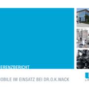 L-mobile mobile Softwarelösung Referenzbericht L-mobile CRM Dr. O. K. Wack