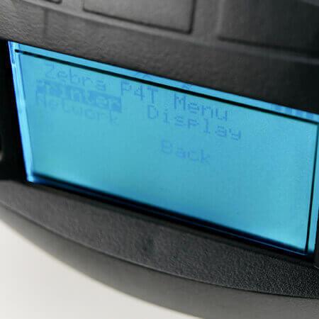 L-mobile B2B Online-Shop Produkt Zebra P4T Mobiler Drucker mobiles Handgerät