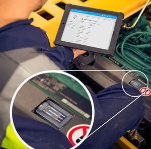 L-mobile Digitales Service Management Funktionen Auto-ID Technologien im After Sales Service Identifizierung von Ersatzteilen Maschinen RFID