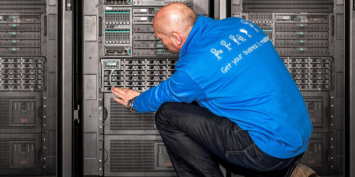 L-mobile Infothekbeitrag infrastructure Exchange Migration vom Fachmann
