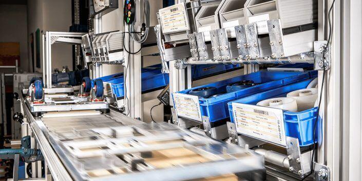 L-mobile Digitalisierte Produktion Infothekbeitrag Industrie 4.0 Infothekbeitrag Kanban System Reduzieren Sie Ihre lokalen Bestände1
