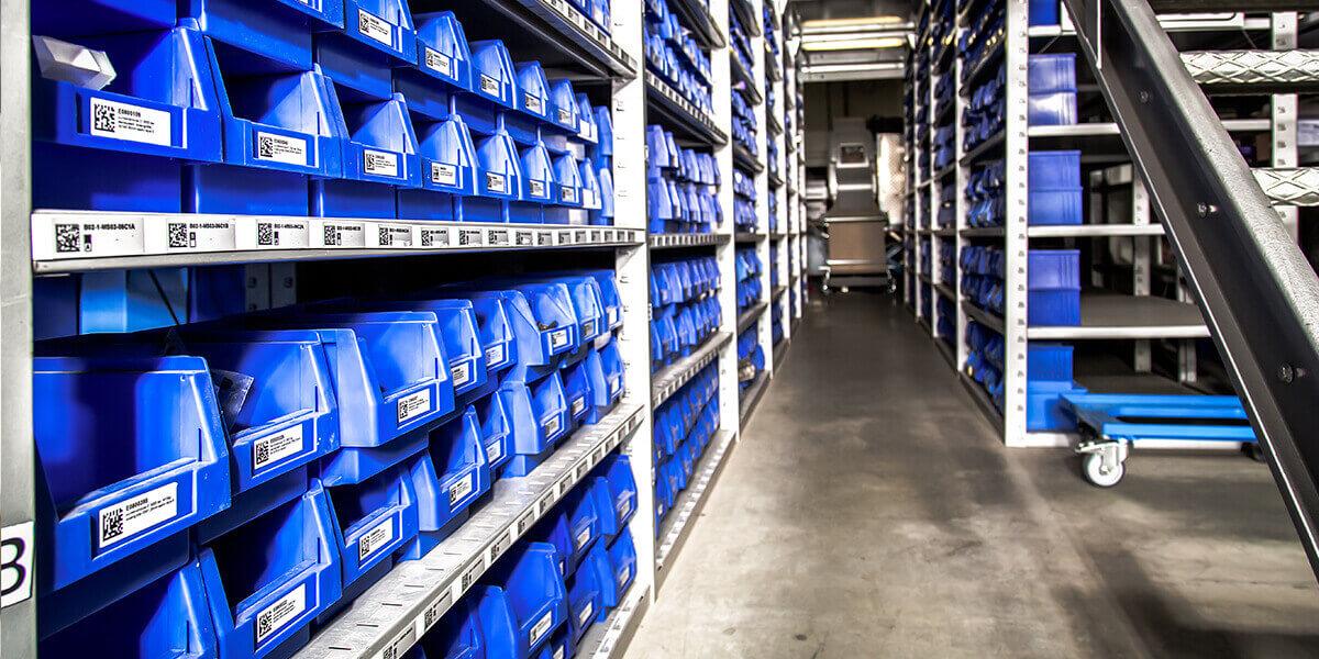 L-mobile Digitalisierte Produktion Infothekbeitrag Industrie 4.0 Mit Kanban RFID zu optimierten Prozessen Sliderbilder