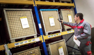 L-mobile Infothekbeitrag industrie 4.0 RFID Ladungsträgerkreislauf Das nachhaltige Logistikmanagement von heute1