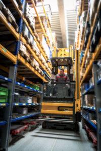 L-mobile Infothekbeitrag industrie 4.0 RFID-Ladungsträgerkreislauf Das nachhaltige Logistikmanagement von heute