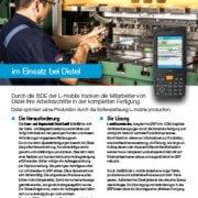 L-mobile Digitalisierte Produktion Infothekbeitrag Industrie 4.0 Referenzbericht L-mobile production Distel1