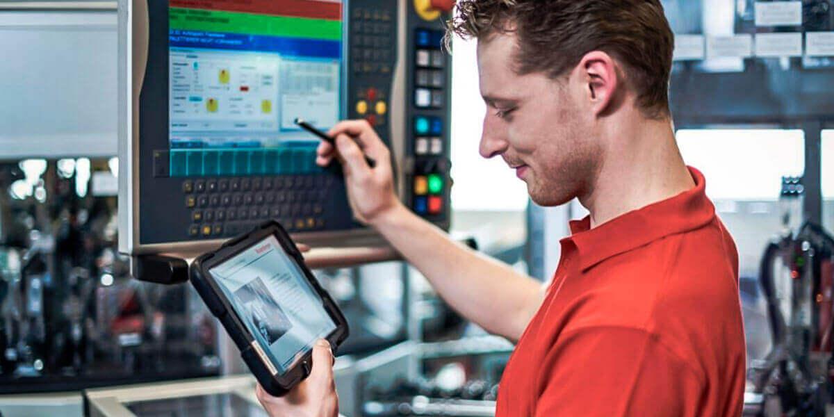 L-mobile Digitales Service Management Infothekbeitrag Rosenberger rüstet sein Unternehmen mit unserem Service Management System aus