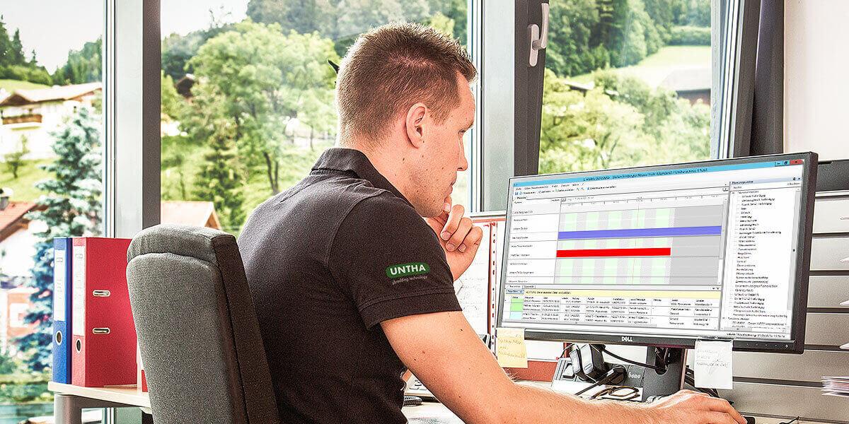 L-mobile Digitales Service Management Infothekbeitrag UNTHA rüstet seinen kompletten Innen und Außendienst mit der Service-Lösung von L-mobile aus