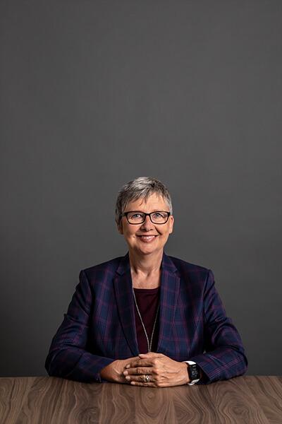 L-mobile Mitarbeiterin Monika Widmann Sales Manager