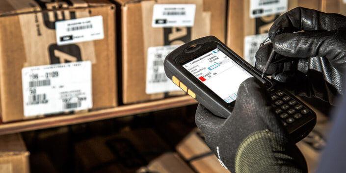 L-mobile digitalizált raktárlogisztika L-mobile ready for Infor COM kiegészítő modul Hiány kezelése áruátvételnél