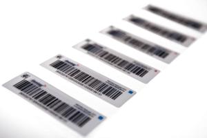 Digitalisierte Lagerlogistik L-mobile warehouse Lagerplatzauszeichnung Lagerplatzauszeichnung durch RFID Etiketten