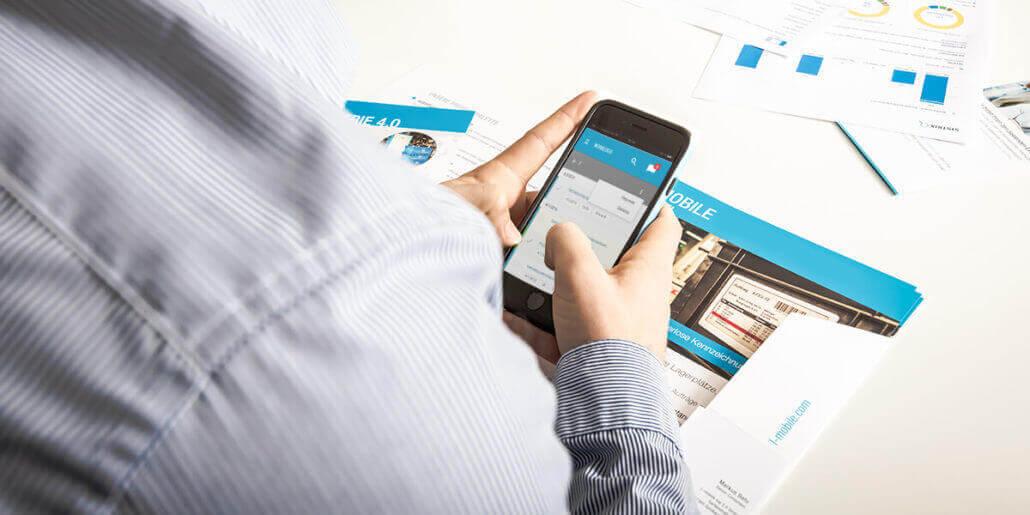 L-mobile Digitale Objektverfolgung Betrieb Testen