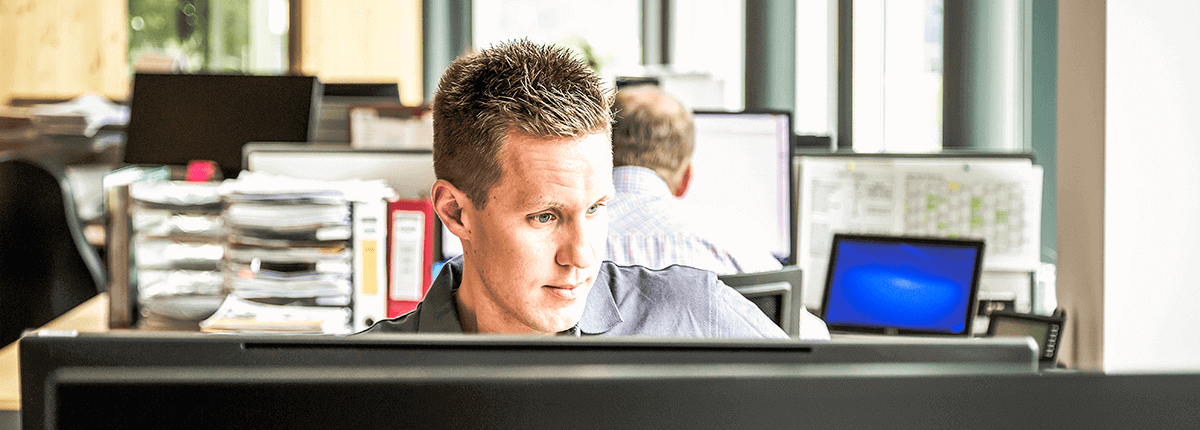 Digitalisierte Lagerlogistik L-mobile warehouse ERP-Integration