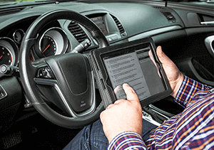 L-mobile mobile Softwarelösungen Produkt Mobiler Vertrieb