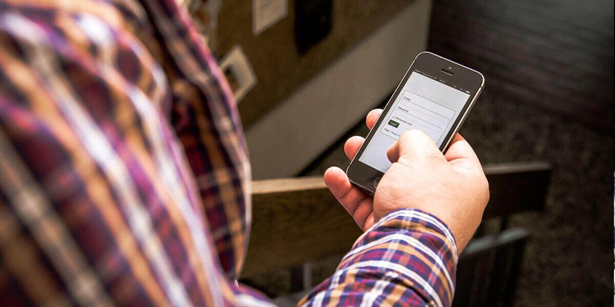 L-mobile Mobiler Vertrieb Funktionen Mobile Oberfläche für den Außendienst