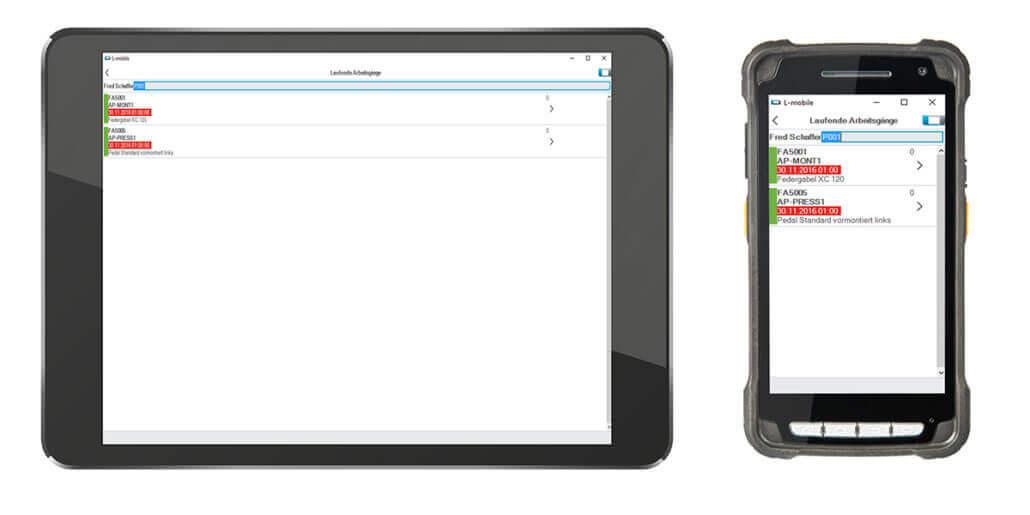 L-mobile Digitalisierte Produktion Datenerfassung BDE Laufende_Arbeitsgaenge_Gesamt