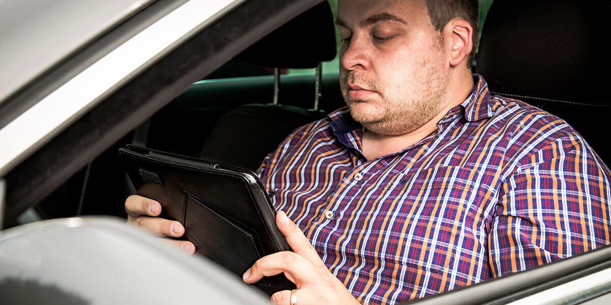 L-mobile Mobiler Vertrieb Funktionen Abfrage von Verfügbarkeiten