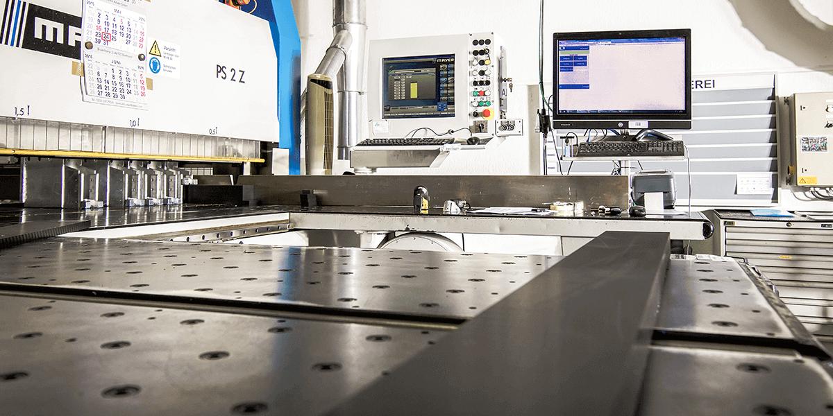 L-mobile Software Branchenlösungen Metallverarbeitung