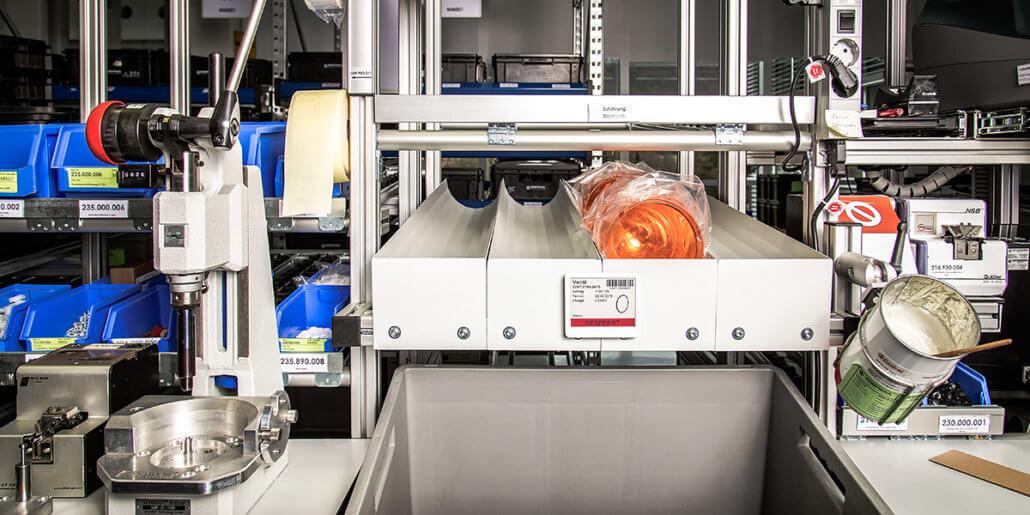 L-mobile e-label: Elektronische Etiketten optimieren Produktionsprozesse als digitale Werkstückauszeichnung