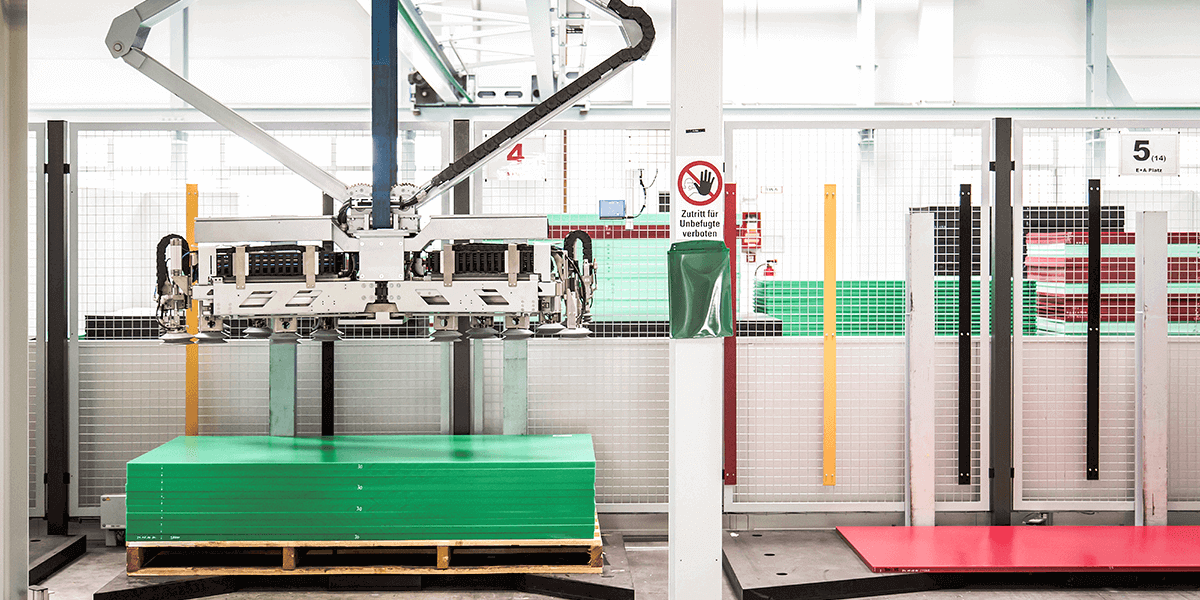 L-mobile Software Branchenlösungen Kunststoffverarbeitung