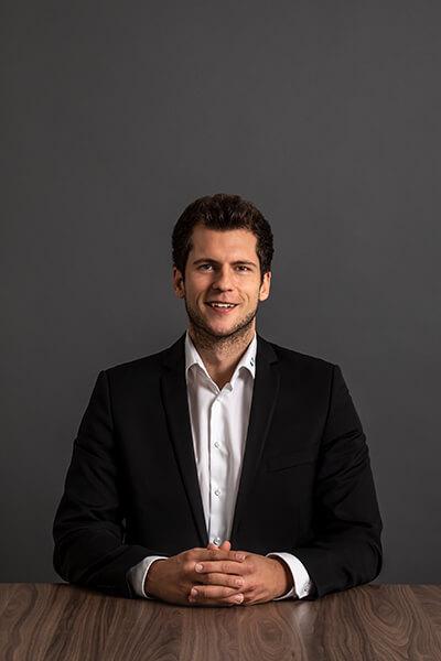 Unser Mitarbeiter Jonas Heitz