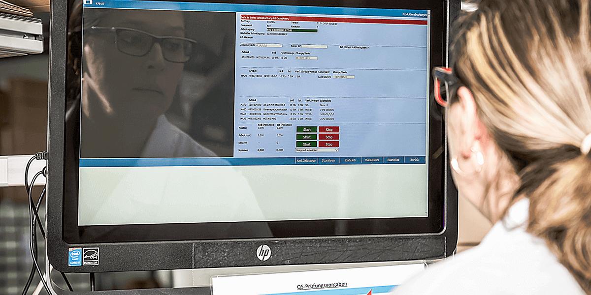 L-mobile Software Branchenlösungen Medizin & Pharma