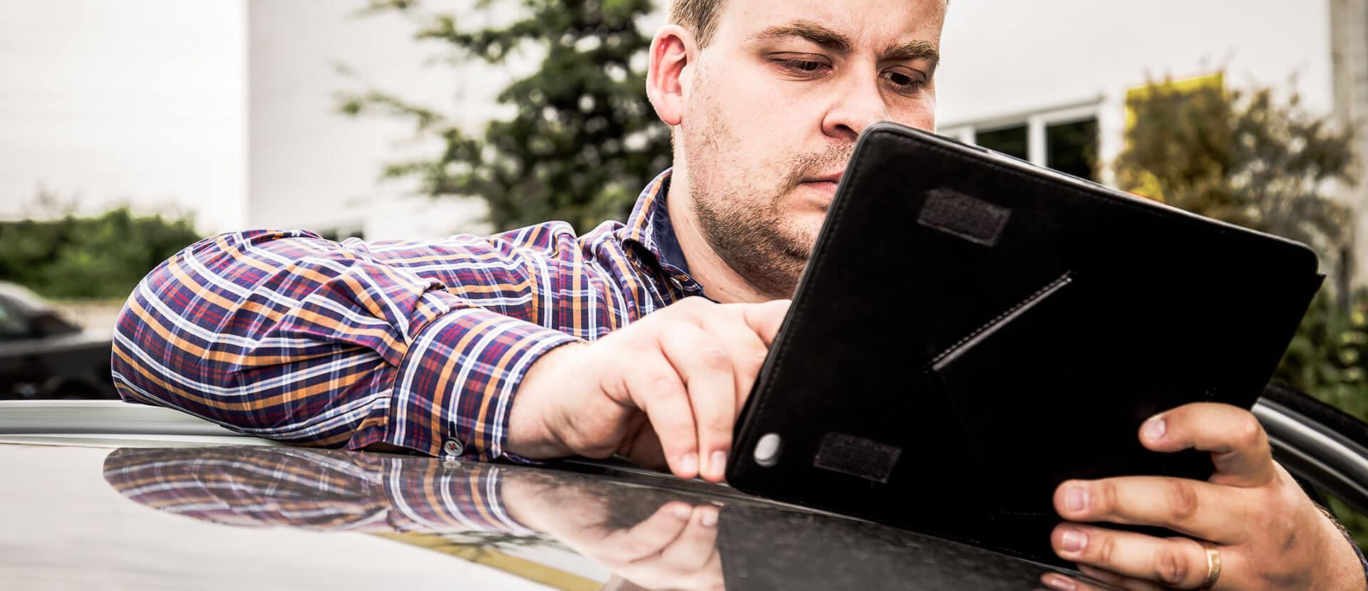 L-mobile mobiler Vertrieb